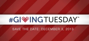 Celebrate Giving Tuesday