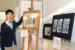 2014 Art Scholarship Recipients