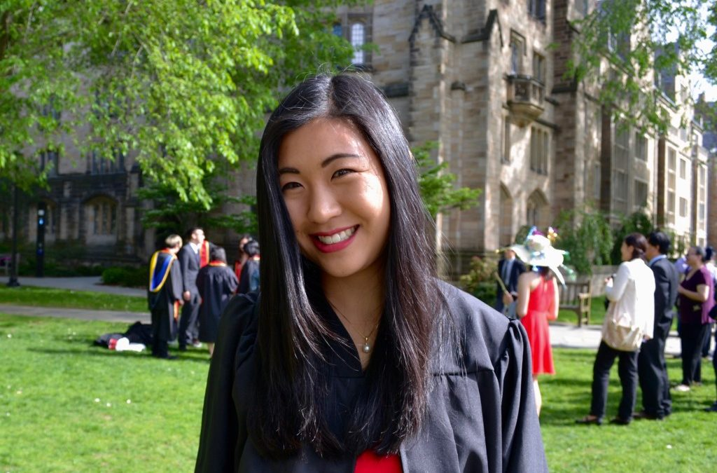 Connie Wang: Towbes Foundation Honors Scholarship Recipient