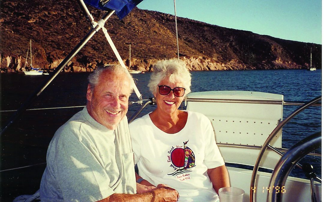 In Memoriam: Edward and Barbara Vernon
