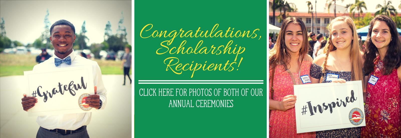 Ceremony Photos banner